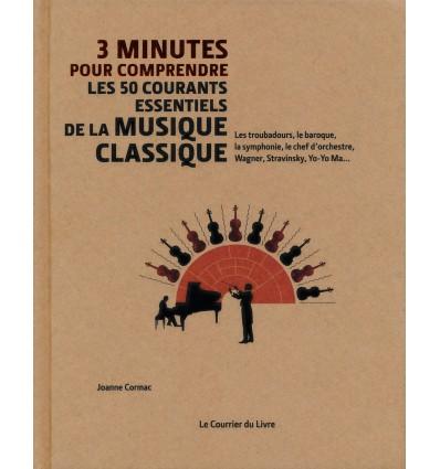 3 minutes pour comprendre les 50 courants essentiels de la musique classique