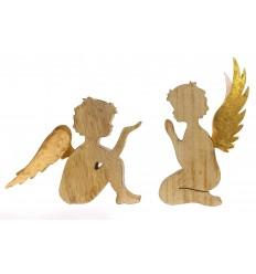 Set de deux anges