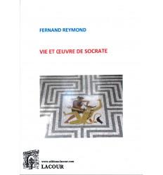 Vie et oeuvre de Socrate