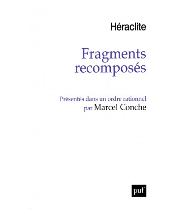 FRAGMENTS RECOMPOSES