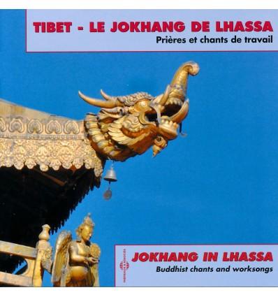 TIBET LE JOKHANG DE LHASSA CD