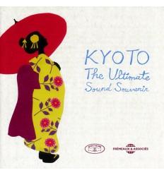 KYOTO THE ULTIMATE SOUND SOUVENIR CD