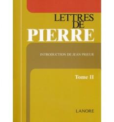 Lettres de Pierre - Tome 2