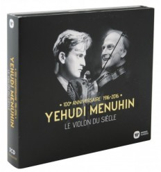 Yehudi Menuhin - Le Violon du siècle