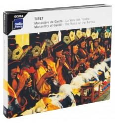 Tibet Monastère de Gyuto 2CD