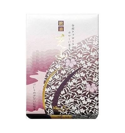 Shibayama Floral and Wood Incense