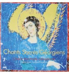 Chants sacrés géorgiens CD