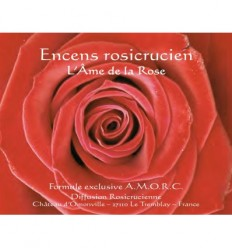 The Soul of the Rose - Rosicrucian incense