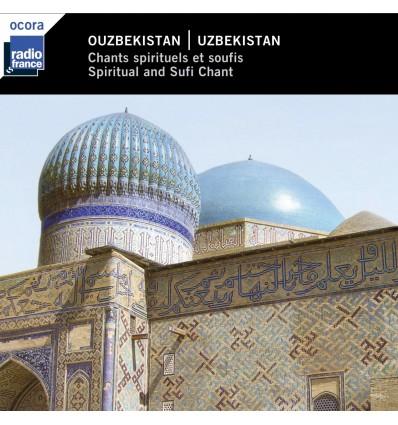 OUZBEKISTAN CHANTS SPIRITUELS ET SOUFIS