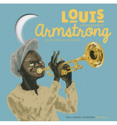 Louis Armstrong livre et CD