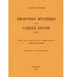 Profonds mystères de la cabale divine