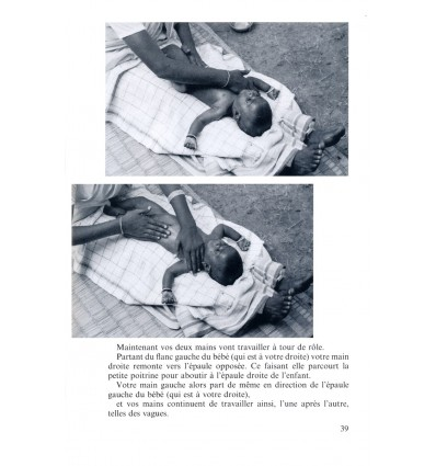 Shantala –  Un art traditionnel, le massage des enfants