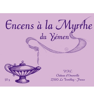 Myrrh Incense