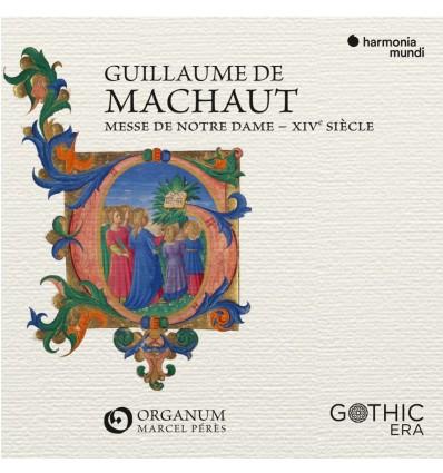 Guillaume de Machaut -   Mess of Notre Dame  - 14th Century