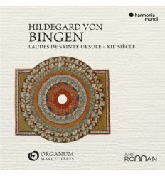 Hildegard von Bingen - Lauds of Saint Ursula – 12th Century