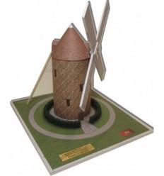 Maquette du moulin de Montfermeil