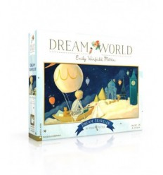 Dream Traveller jigsaw puzzle