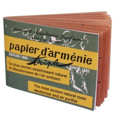 Triple Armenian Paper