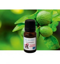 Calming Organic essential oil synergy