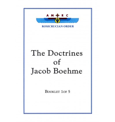 The Doctrines of Jacob Boehme