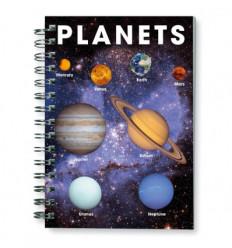 Carnet Planètes