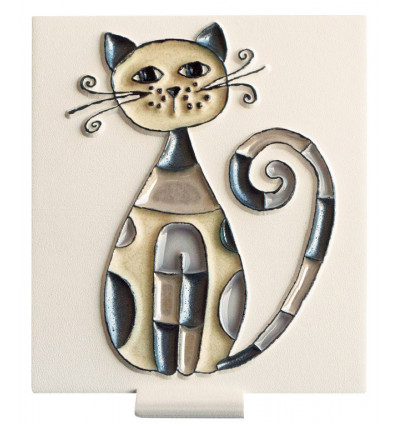 Cat ceramic