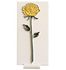 Rose ceramic
