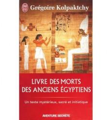 Livre des morts des anciens Egyptiens