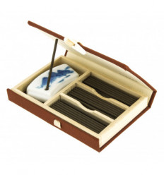 Jinkoh Juzan incense gift box