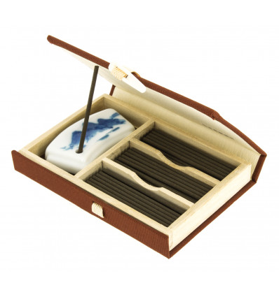 Jinkoh Juzan incense gift box