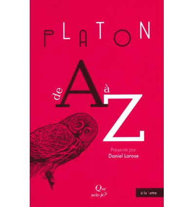 Platon de A à Z