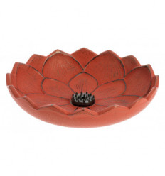 Iwachu Lotus flower Incense burner