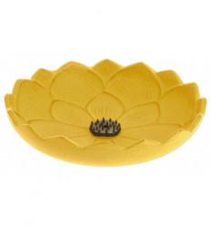 Brûle-encens fleur de lotus Iwachu