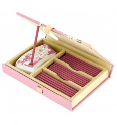 Shiawase incense gift box