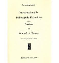Introduction à la philosophie ésotérique