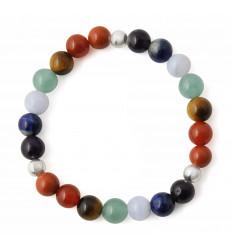 Bracelet 7 pierres