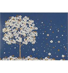 L'arbre en fleurs