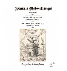 Speculum rhodo-staurique , Le miroir de la sagesse des Rose-Croix