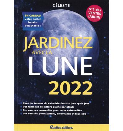 Jardinez avec la lune 2022