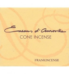 Auroville cone incense Natural