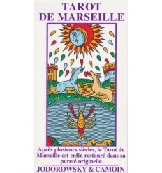 Tarot de Marseille Jodorowsky & Camoin