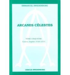 Arcanes célestes – Genèse, tome 5