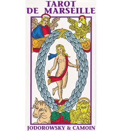 Tarot de Marseilles Jodorowsky & Camoin