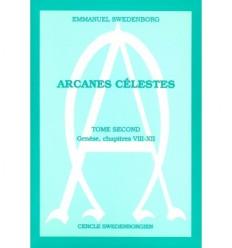 Arcanes célestes – Genèse, tome 2