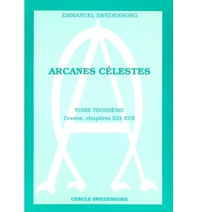 Arcanes célestes – Genèse, tome 3