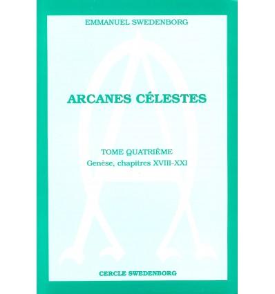 Arcanes célestes – Genèse, tome 4