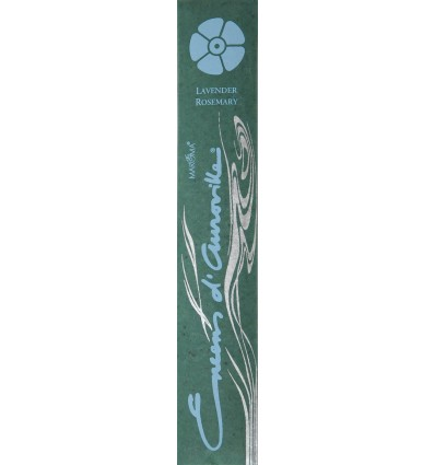 Auroville stick incense Lavender Rosemary