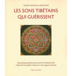 Les sons tibétains qui guérissent – Livre + CD audio