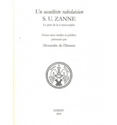 Un occultiste rabelaisien : S.U. Zanne