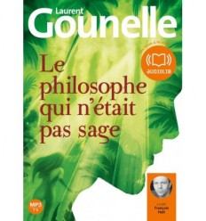 Le philosophe qui n'était pas sage - 1 CD MP3